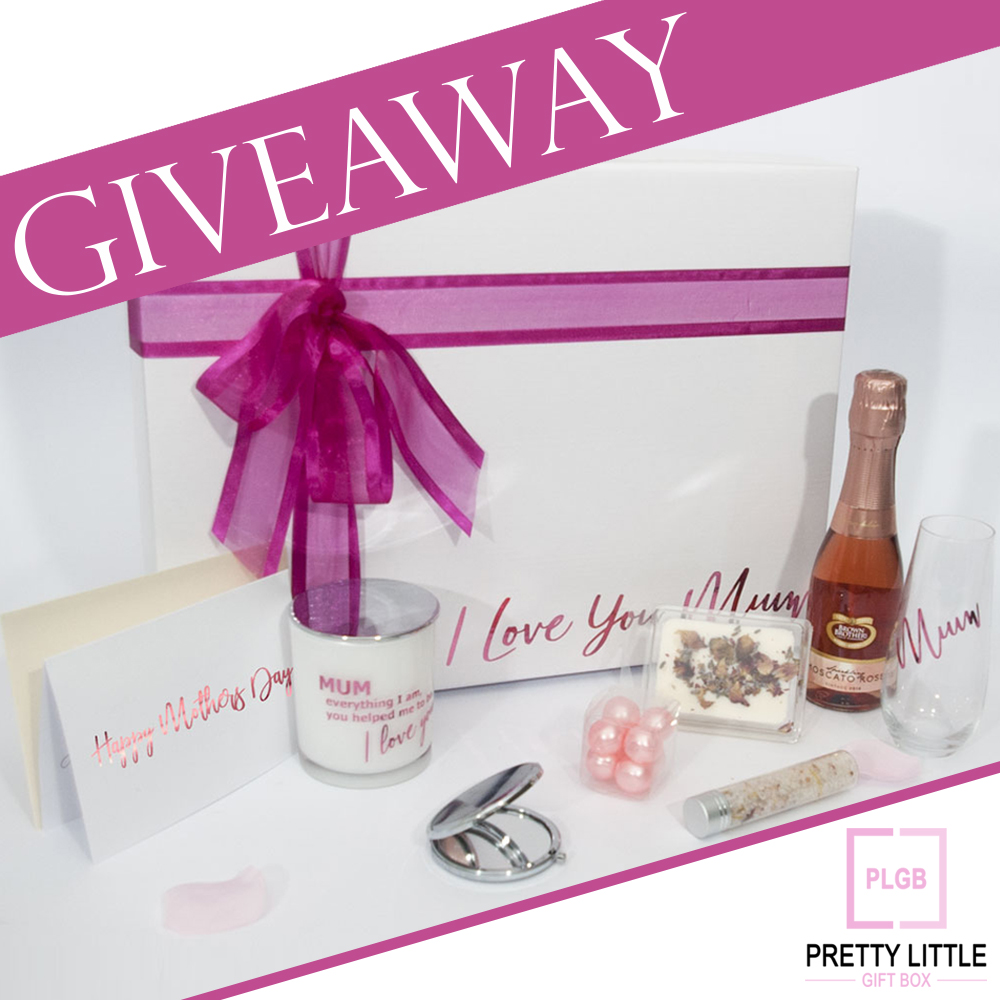 Mothers Day Gift Box Giveaway 2021